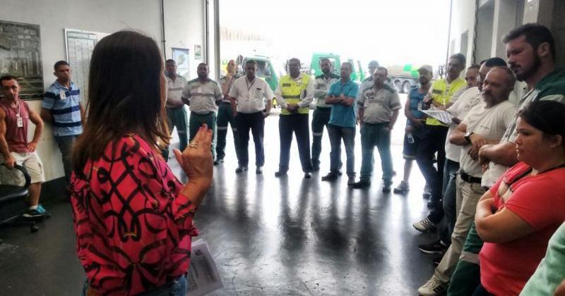 Assembléia na Mildo Alves -Aeroporto -Grs.